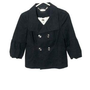 White House Black Market jacket double breasted